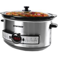 3,5 Liter Digitaler Slow Cooker mit Timer
